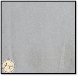 HD1019 grijs met licht bloemetjes print