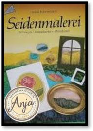Seidenmalerei Zijdeschilderen - Ursula Kühnemann