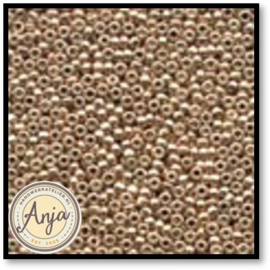 42030 Petite Glass Beads Victorian Copper