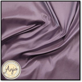 Zijde stof 07 grijs paars