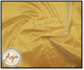 Zijde stof 16 Goud geel