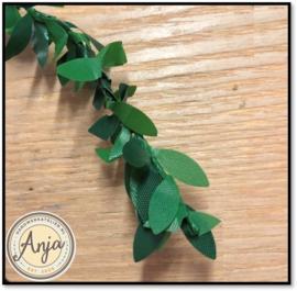6242 Guirlande grote groene bladeren