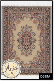 D699A Turkish Carpet Beige