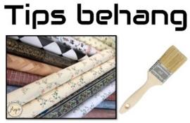 tips behang