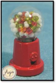 D1587 Kauwgomballen automaat