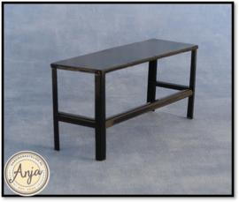 DF505 Zwarte werktafel