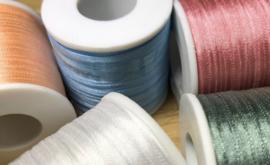 Zijdelint  2 mm 100% Silk