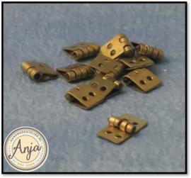 DIY96801 Scharnieren 5 x 10 mm per twaalf
