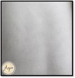 S6819-3 wit soepel vallende stof