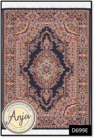 D699E Turkish Carpet Navy