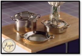Keuken Potten en Pannen