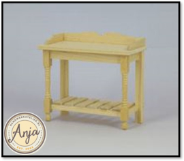27639 Sidetable blankhout