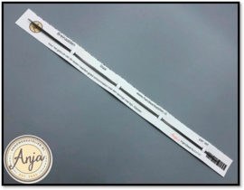 Breinaalden - 0.75-0.80 mm 19,5 cm