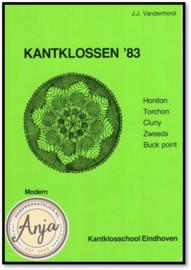 Kantklossen 83 - J. J. Vandenhorst