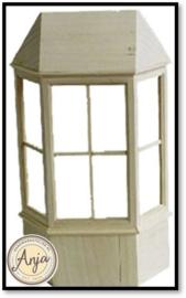 DIY128 raam met erker