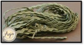 Zigzagband 2,5 mm Sage