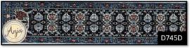 D745D - Turkish Stair Carpet Dark Beige