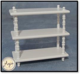 DF1438 - Set witte planken