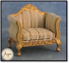 9267 Louis XV fauteuil