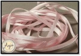 ZL-963 Baby roze zijdelint