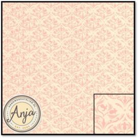 DIY303 Tulip Arabesque Pink Cream