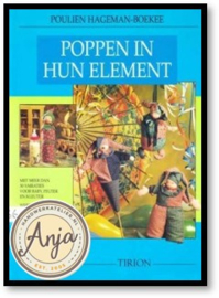 Poppen in hun element - Poulien Hageman-Boekee