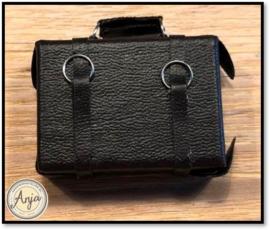 D1195 - Grote tas zwart
