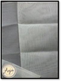 AH014 creme/ecru vitrage stof