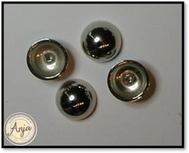 BK-2558 Metallook eindkapje