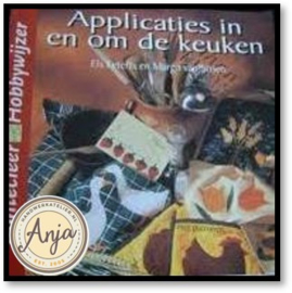 Applicaties in en om de keuken - Els Feteris