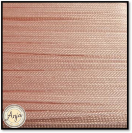 Lacetband 2 mm Peach