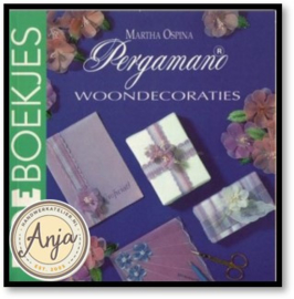Pergamano woondecoraties - Martha Ospina