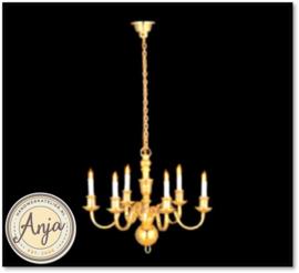 FA018004 Kroonluchter 6 lampjes