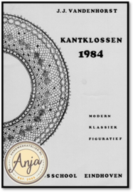 Kantklossen 84 - J. J. Vandenhorst