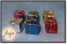 D2303 Cadeaus per zes