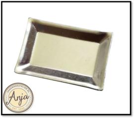 D2495 Metalen schaal