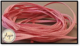 Lacet Rose Pink 1 mm