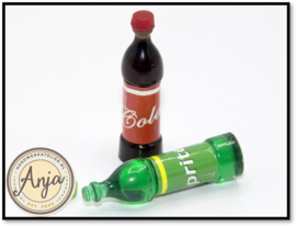 Fles Cola en Sprite FD166