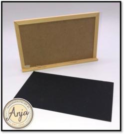 27659 Schoolbord blankhout