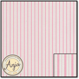 DIY189B Beckford Stripe Pink