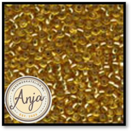 02011 Glass Seed Beads Victorian Gold