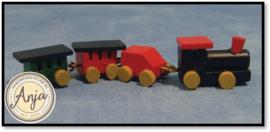 D117 Houten trein