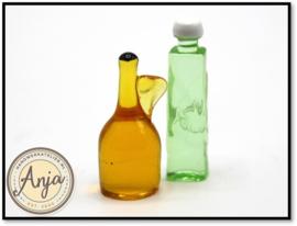 Flessen zonder etiket KA375