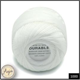 Durable borduur- en haakkatoen 1000