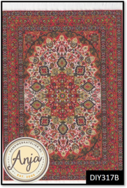 DIY317B Turkish Rug Orange
