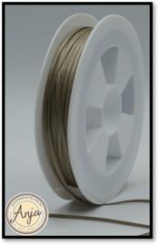 402 Stone Satijnlint 1.5 mm