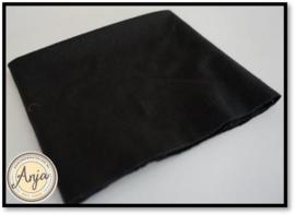 HWA464 tricot zwart