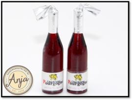 KA175 Twee flessen chardonnay wijn