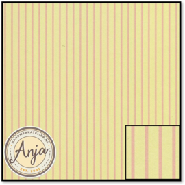 WP1038 Stripe Pink