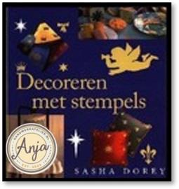 Decoreren met stempels - Sasha Dorey